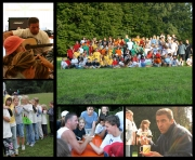 Heute haben wir bis zu 100 Kinder in unserem Sommerlager