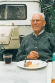 """Auf den Jugendfreizeiten mit """"Onkel Hans"""" (wie wir ihn nannten) erlebte ich oft die Realität der Kraft Gottes"""