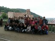 Mit den Teenies in Heidelberg